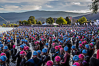 Photo Sports Highlights of the Ironman 2012 in Penticton, British Columbia.