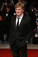 VENICE, ITALY - September 1st: Robert Redford attends the red carpet during 74th Venice Film Festival at Palazzo Del Cinema on September 1st,, 2017 in Venice, Italy. (Mark Cape/insidefoto)