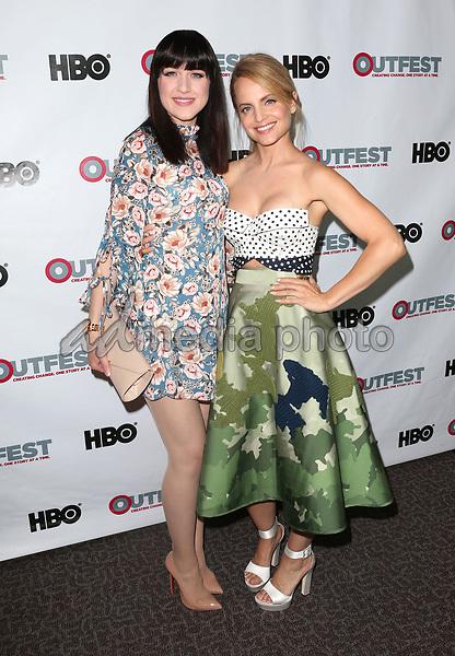 "10 July 2017 - West Hollywood, California - Lena Hall, Mena Suvari. ""Becks"" 2017 Outfest Los Angeles LGBT Film Festival Screening. Photo Credit: F. Sadou/AdMedia"