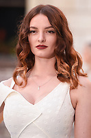 Dakota Blue Richards arriving for the Royal Academy of Arts Summer Exhibition 2018 opening party, London, UK. <br /> 06 June  2018<br /> Picture: Steve Vas/Featureflash/SilverHub 0208 004 5359 sales@silverhubmedia.com