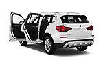 Car images close up view of a 2019 BMW X3 Base 5 Door SUV doors