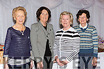 Ann O'Connor, Margaret Scally, Mona Looney and Catherine McMullen at the Killarney Soroptimists pancake morning in the Killarney Avenue Hotel on Tuesday
