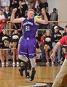 Basketball: Fayetteville at Bentonville