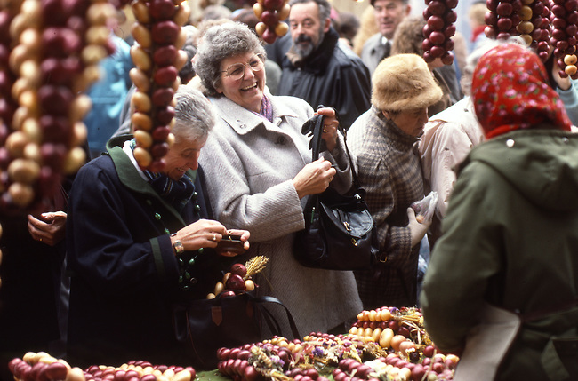 Onion Market Festival, Switzerland