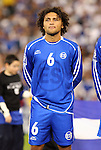 26 March 2008: Alexander Escobar (SLV). The El Salvador Men's National Team defeated the Anguilla Men's National Team 4-0 at RFK Stadium in Washington, DC in the second leg of their CONCACAF First Round FIFA World Cup Qualifier. El Salvador won the series 16-0 on aggregate goals, advancing to the next round and eliminating Anguilla.