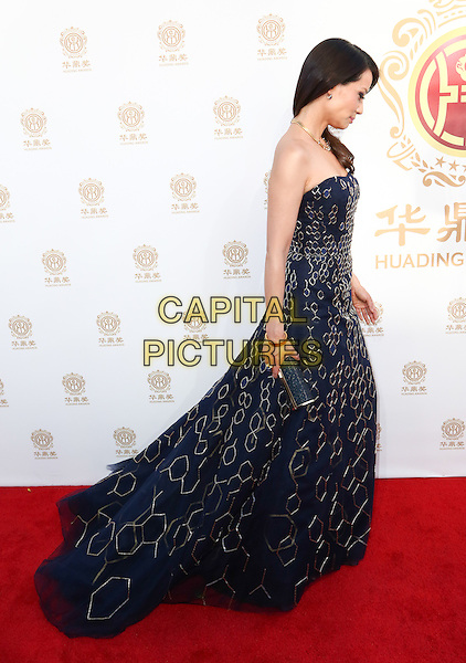 HOLLYWOOD, CA - JUNE 1: Lucy Liu  attending the 2014 Huading Film Awards at Ricardo Montalban Theatre in Hollywood, California on June 1, 2014.   <br /> CAP/MPI/mpi99<br /> &copy;mpi99/MediaPunch/Capital Pictures