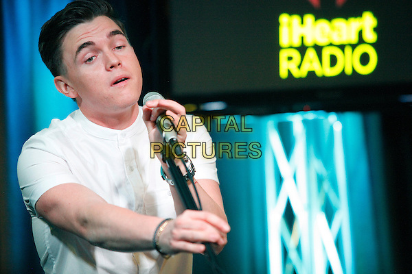 BALA CYNWYD, PA - JUNE 11 :  Jesse McCartney visits Q102 performance theater in Bala Cynwyd, Pa on June 11, 2014  <br /> CAP/MPI/STA<br /> &copy;Star Shooter/MediaPunch/Capital Pictures