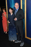 Sally Hawkins &amp; Richard Jenkins at the Los Angeles premiere of &quot;The Shape of Water&quot; at the Academy of Motion Picture Arts &amp; Sciences, Beverly Hills, USA 15 Nov. 2017<br /> Picture: Paul Smith/Featureflash/SilverHub 0208 004 5359 sales@silverhubmedia.com