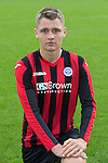 Jason Kerr, St Johnstone FC...Season 2014-2015<br /> Picture by Graeme Hart.<br /> Copyright Perthshire Picture Agency<br /> Tel: 01738 623350  Mobile: 07990 594431