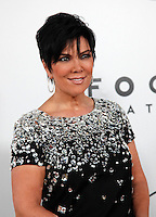 US actress Kris Jenner arrives at the NBC/Universal Pictures/Focus Features Golden Globes after party at the Beverly Hilton Hotel, Beverly Hills, California, USA, on January 11, 2009.  The Golden Globes honour excellence in film and television. \