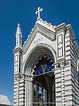 Crypt in Italian style