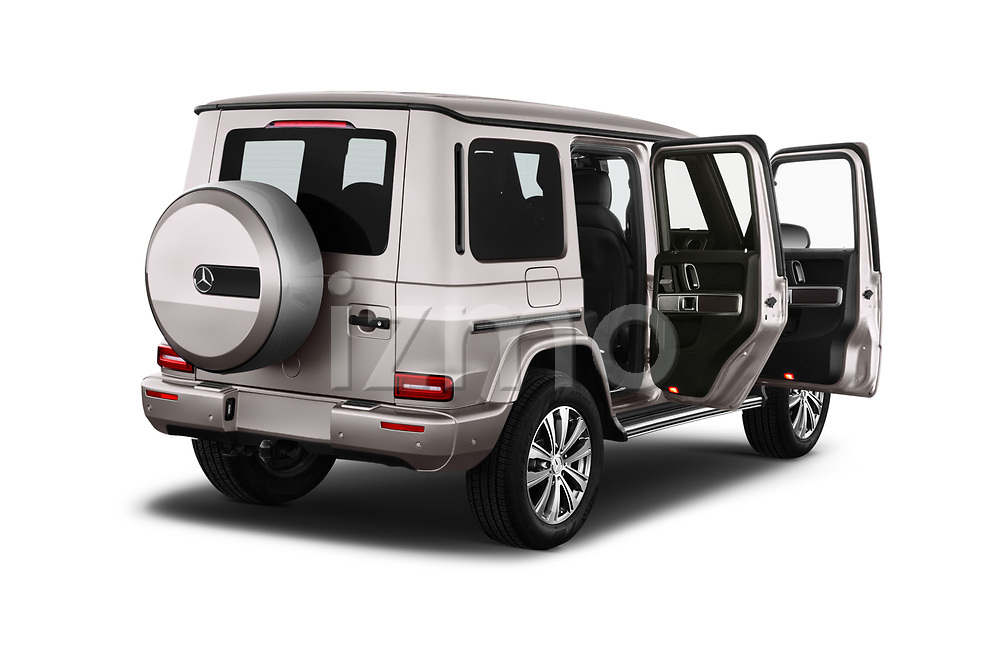 Car images of 2019 Mercedes Benz G-Class Base 5 Door SUV Doors
