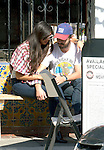 .July 27th 2011  ...Shia LaBeouf & Karolyn Pho eating at the Cheebo M&S café restaurant in Hollywood. Shia was holding hands & hugging with his arms around his new girlfriend while waiting for the valet parking to bring up his car.  The couple seemed very much in love. Shia was wearing a blue & red NY baseball cap hat with a kids bear at the beach shirt sporting a beard ...AbilityFilms@yahoo.com.805-427-3519.www.AbilityFilms.com...