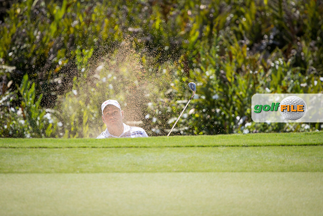 Henni Otto (RSA) during the 2nd round of the AfrAsia Bank Mauritius Open, Four Seasons Golf Club Mauritius at Anahita, Beau Champ, Mauritius. 30/11/2018<br /> Picture: Golffile | Mark Sampson<br /> <br /> <br /> All photo usage must carry mandatory copyright credit (© Golffile | Mark Sampson)