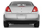 Straight rear view of a 2008 Pontiac G6 Sedan GT