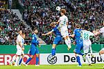 10.08.2019, wohninvest WESERSTADION, Bremen, GER, DFB-Pokal, 1. Runde, SV Atlas Delmenhorst vs SV Werder Bremen<br /> <br /> im Bild<br /> Yuya Osako (Werder Bremen #08) mit Kopfball, <br /> <br /> während DFB-Pokal Spiel zwischen SV Atlas Delmenhorst und SV Werder Bremen im wohninvest WESERSTADION, <br /> <br /> Foto © nordphoto / Ewert