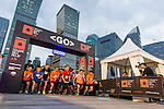 Start - Bloomberg Square Mile Relay Shanghai 2016
