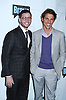 "Josh Flagg and Madison Hildebrand of ""Million Dollar Listing""  at the Bravo Upfront Party on March 10, 2010 at Skylight Studios in New York City."