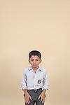 Mohammad Huzaifa, Basit Ali's youngest son.