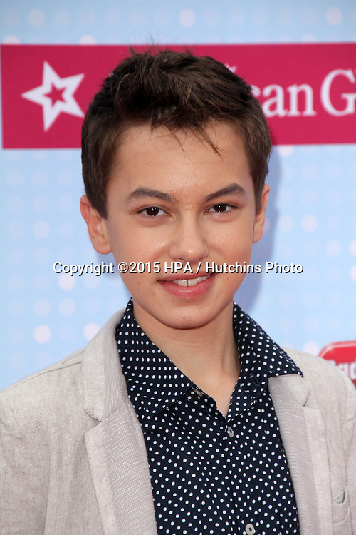 LOS ANGELES - FEB 25:  Hayden Byerly at the Radio DIsney Music Awards 2015 at the Nokia Theater on April 25, 2015 in Los Angeles, CA