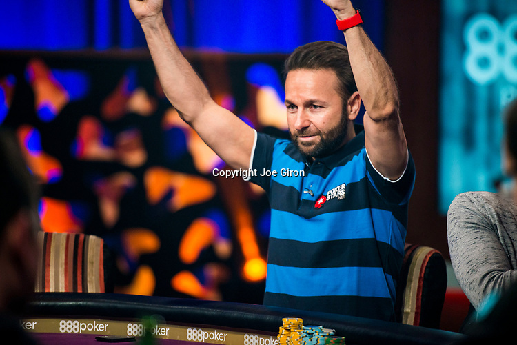 Daniel Negreanu Double Up