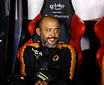 Nuno manager of Wolverhampton Wanderers during the Championship match at the Bramall Lane Stadium, Sheffield. Picture date 27th September 2017. Picture credit should read: Simon Bellis/Sportimage
