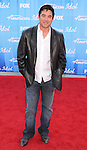 LOS ANGELES, CA - MAY 23: Dean Cain arrives at 'American Idol' Season 11 Grand Finale Show at Nokia Theatre L.A. Live on May 23, 2012 in Los Angeles, California.