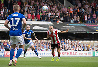 Dylan McGeouch of Sunderland heads the ball forward during Ipswich Town vs Sunderland AFC, Sky Bet EFL League 1 Football at Portman Road on 10th August 2019