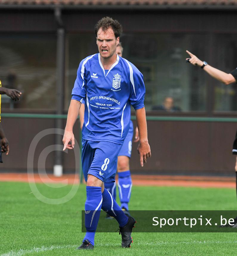 FC Lendelede Sport : Tim Callens.foto VDB / BART VANDENBROUCKE