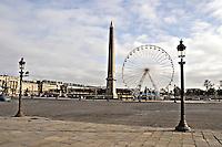 Luxor obelisque at Place de la Concorde Paris..©shoutpictures.com.john@shoutpictures.com