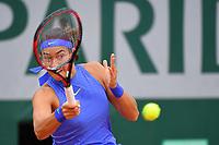 Caroline Garcia (Fra)<br /> Tennis Roland Garros 2017 <br /> Foto Antoine Couvercelle / Panoramic / Insidefoto <br /> ITALY ONLY
