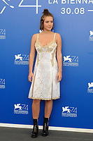 French actress Adele Exarchopoulos attends a photo call for the movie 'Le Fidele' at the 74th Venice Film Festival on September 8, 2017 in Venice, Italy.<br /> UPDATE IMAGES PRESS/Marilla Sicilia<br /> <br /> *** ONLY FRANCE AND GERMANY SALES ***
