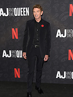 """10 January 2020 - Beverly Hills, California - Michael Patrick King. Netflix's """"AJ And The Queen"""" Season 1 Premiere at The Egyptian Theatre in Hollywood.  <br /> CAP/MPI/ADM/BB<br /> ©BB/ADM/MPI/Capital Pictures"""