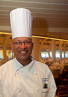 P- Kitchen Tour & Specialty Restaurants Plated Shots and Chefs aboard HAL Koningsdam S. Caribbean