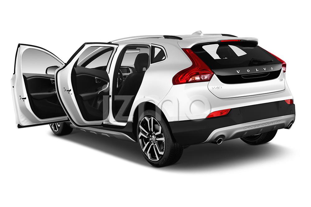Car images of 2017 Volvo V40-Cross-Country - 5 Door Wagon Doors
