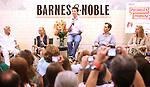"Dick Latessa, Kristin Chenoweth, Sean Hayes, Tony Goldwyn & Katie Finneran<br />attending the ""Promises, Promises"" Cd Signing and cast Q & A / Talk Back.  June 24, 2010."