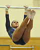 Jessica Lopez of Plainview JFK performs on the uneven bars during a Nassau County varsity gymnastics meet against Massapequa at McKenna Elementary School on Monday, Feb. 1, 2016. She scored a 9.1 in the event to help Plainview JFK to a 164.7-163.6 win.