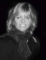 Cheryl Tiegs 1990<br /> Photo By John Barrett/PHOTOlink