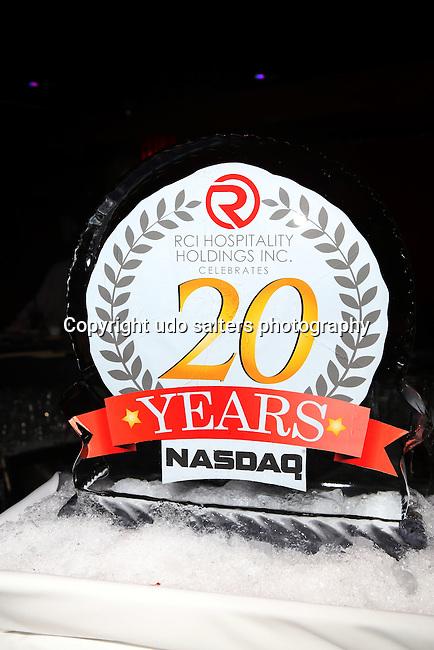 Rick's Cabaret NY Celebrates 20 Years on the NASDAQ