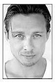 Skuespiller Johannes Lassen
