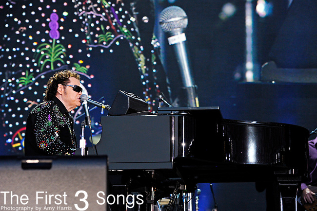 Ronnie Milsap performs at LP Field during the 2012 CMA Music Festival on June 08, 2011 in Nashville, Tennessee.