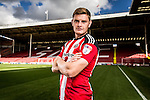Jack O'Connell of Sheffield Utd 10th September 2016