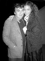 Dudley Moore Amy Irving 1978<br /> Photo By Adam Scull/PHOTOlink.net