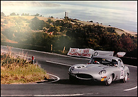 Stirling Moss raced E-Type for sale.