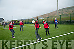 Glenderry NS Ballyheigue  new Astro Turf pitch was officially unveiled by Newly elected TD John Brassil on Monday