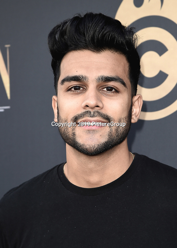 """BEVERLY HILLS - SEPTEMBER 7:  Adam Waheed attends the """"Comedy Central Roast of Alec Baldwin"""" at the Saban Theatre on September 7, 2019 in Beverly Hills, California. (Photo by Scott Kirkland/PictureGroup)"""