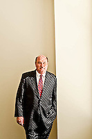 Neil Hennessy - Hennessy Funds pictures: Executive portrait photography of Neil Hennessy of the Hennessy Funds by San Francisco corporate photographer Eric Millette