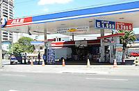 SAO PAULO, 07 DE MARCO DE 2012 - POSTO SEM COMBUSTIVEL- Posto sem combustivel em São Caetano do Sul, região do ABC, aguarda abastecimento das distribuidoras depois de ordem judicial pelo fim da greve dos caminhoneiros.  FOTO: ALEXANDRE MOREIRA - BRAZIL PHOTO PRESS