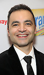 Rick Hip-Flores attends the Broadway Opening Night Performance Press Reception for  'In Transit' at Circle in the Square Theatre on December 11, 2016 in New York City.