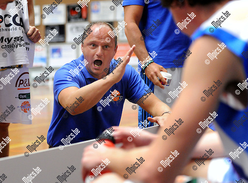 2012-09-15 / Basketbal / seizoen 2012-2013 / Kangoeroes-Boom / Tom Poppe..Foto: Mpics.be